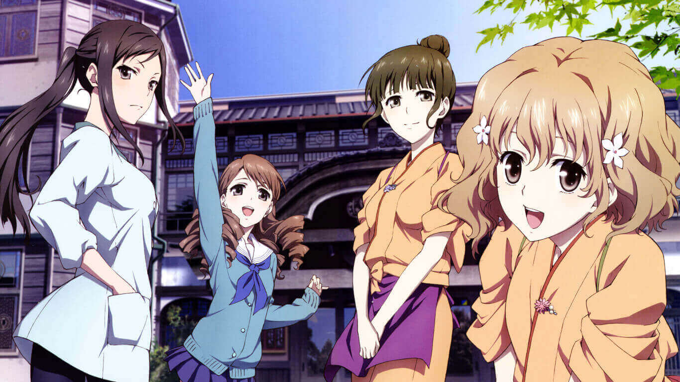 Hanasaku Iroha BD Subtitle Indonesia Batch