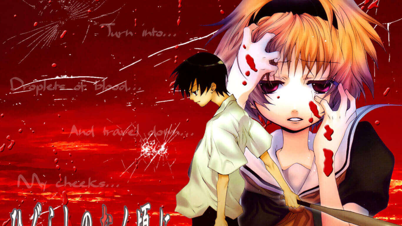 Higurashi no Naku Koro ni BD Subtitle Indonesia Batch