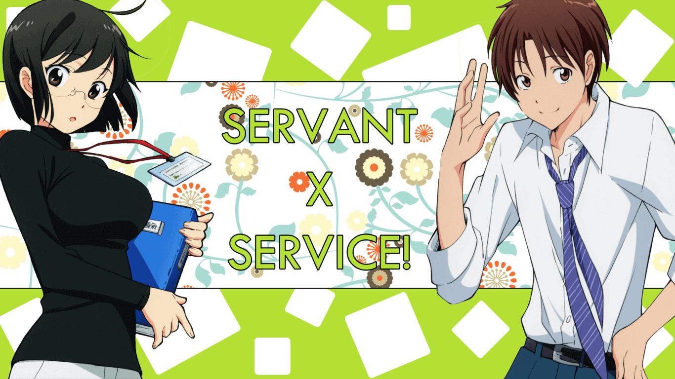 Servant x Service BD Subtitle Indonesia Batch