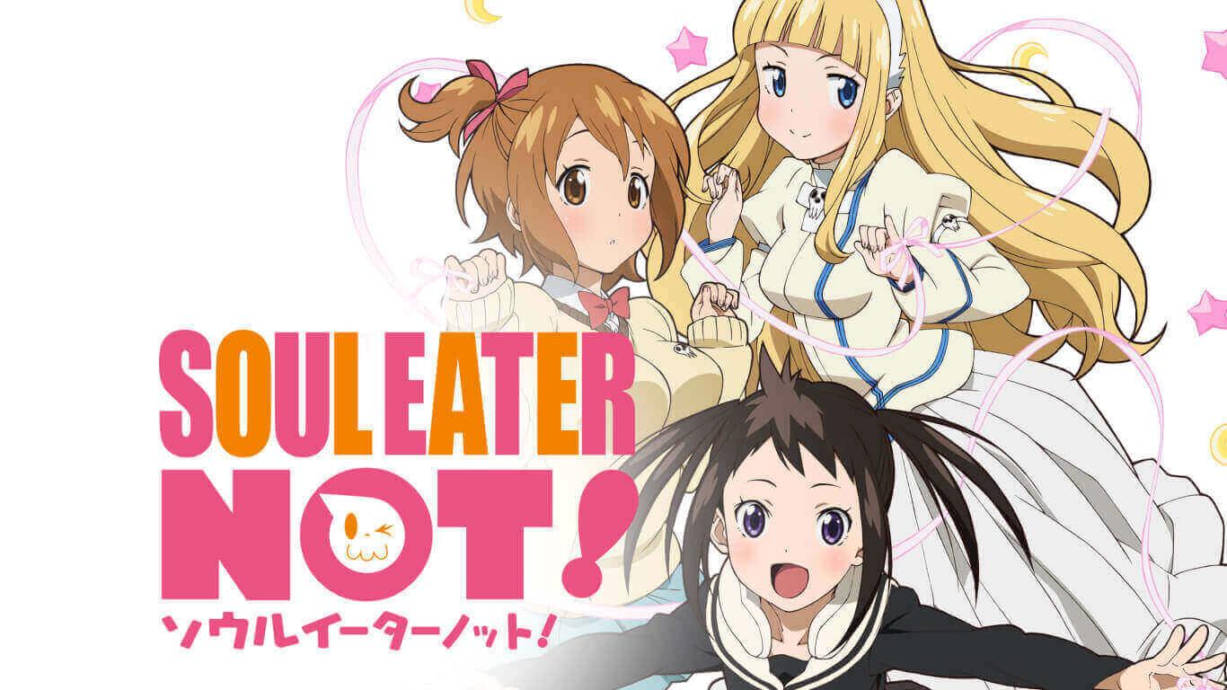 Soul Eater NOT! BD Subtitle Indonesia Batch