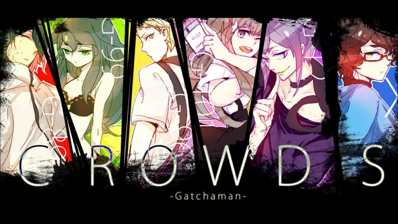 Gatchaman Crowds S1 BD Subtitle Indonesia Batch