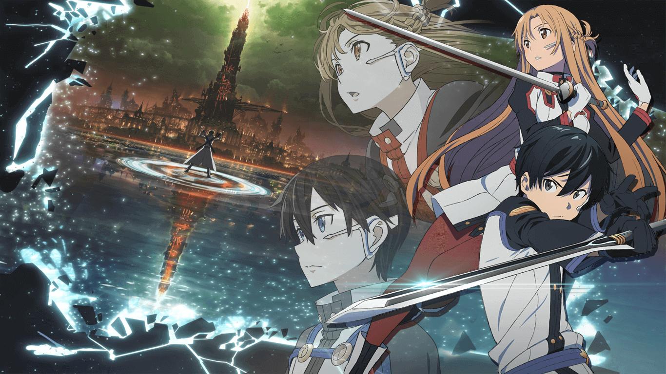 Sword Art Online Ordinal Scale BD Subtitle Indonesia Batch