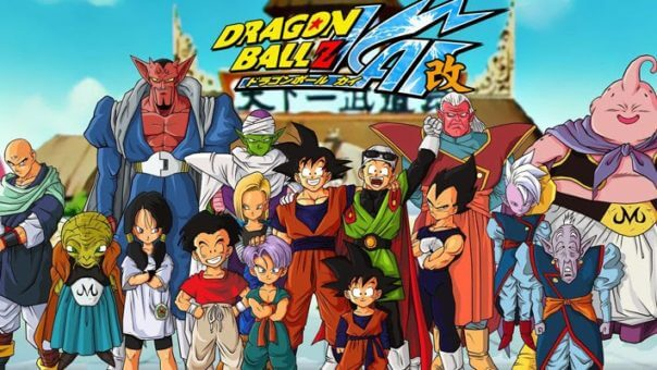 Dragon Ball Kai (2014) Batch Subtitle Indonesia