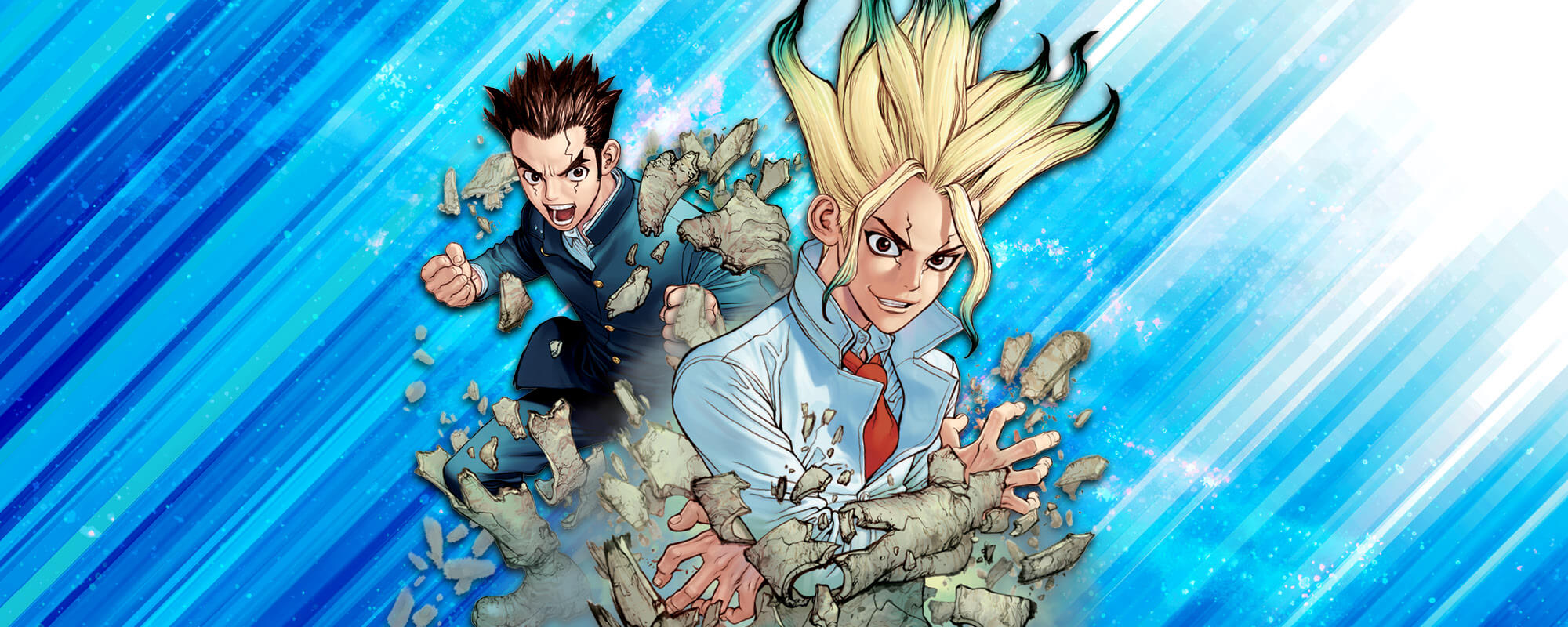 Dr. Stone Episode 8 Subtitle Indonesia - Animebatch.id