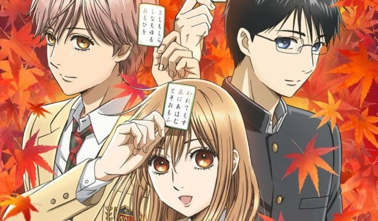 Chihayafuru Season 3 Batch Episode 01-24 [END] Subtitle Indonesia