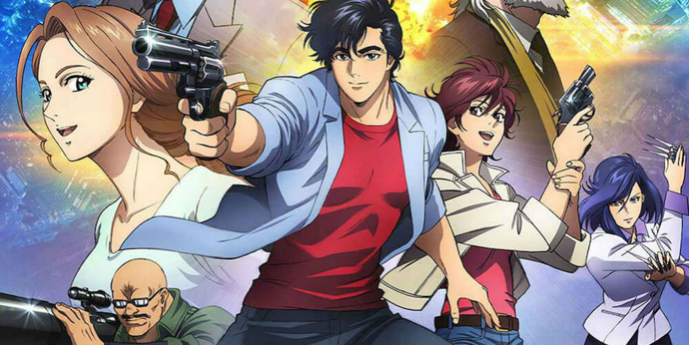 City Hunter Movie: Shinjuku Private Eyes Subtitle Indonesia