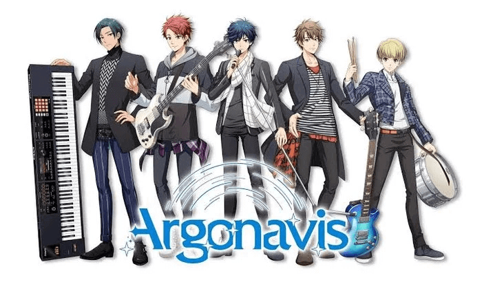 Argonavis from BanG Dream! Batch Episode 01-13 [END] Sub Indo