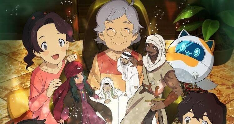 Asatir: Mirai no Mukashi Banashi Episode 12 Subtitle Indonesia