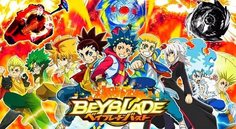 Beyblade Burst Super King Episode 14 Subtitle Indonesia
