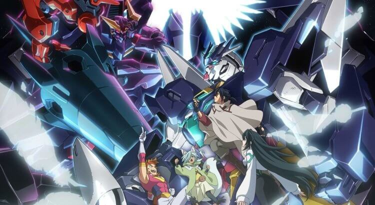 Gundam Build Divers Re:Rise S2 Episode 09 Subtitle Indonesia