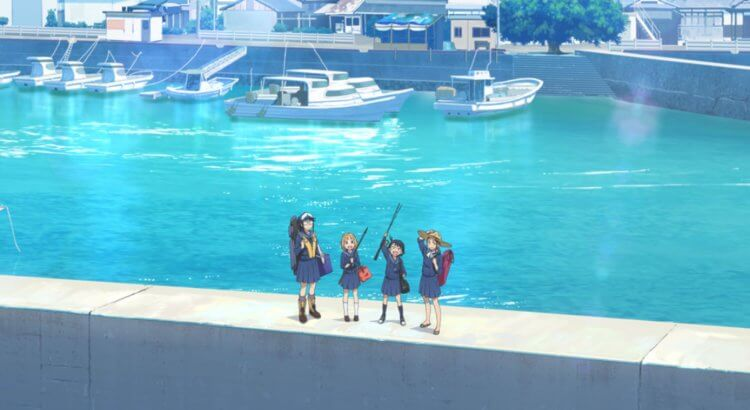 Houkago Teibou Nisshi Batch Episode 01-12 [END] Subtitle Indonesia