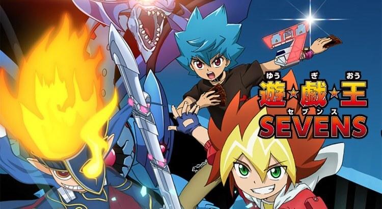Yu-Gi-Oh!: Sevens Episode 09 Subtitle Indonesia