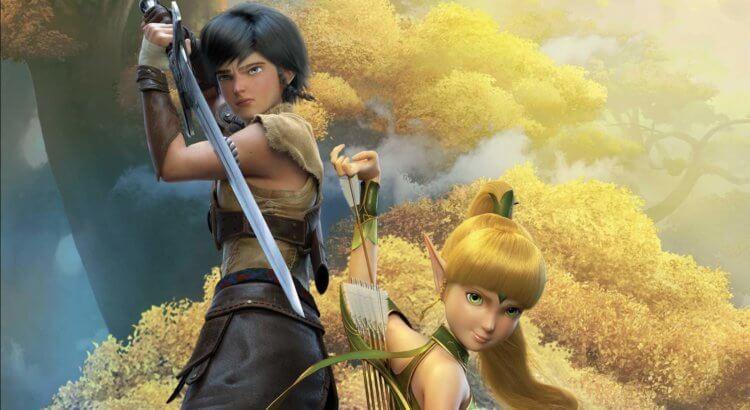 Dragon Nest: Throne of Elves BD Subtitle Indonesia