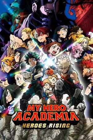 Boku no Hero Academia The Movie 2 BD Heroes Rising – Subtitle Indonesia