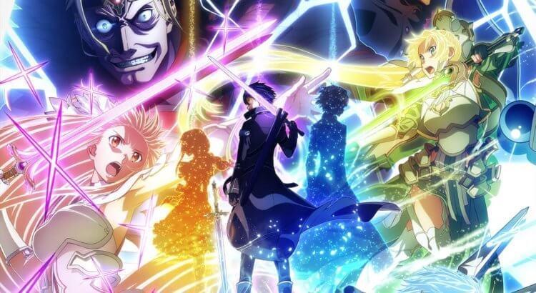 Sword Art Online Season 3 Part 3 Batch Episode 01-11 [END] Subtitle Indonesia