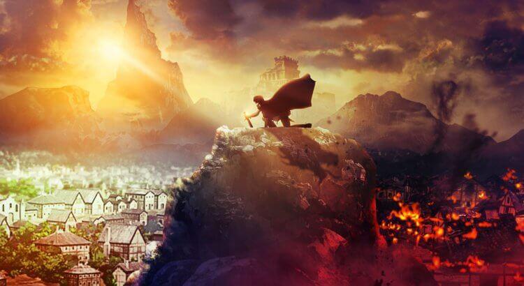 Dragon's Dogma Batch Episode 01-07 [END] Sub Indo