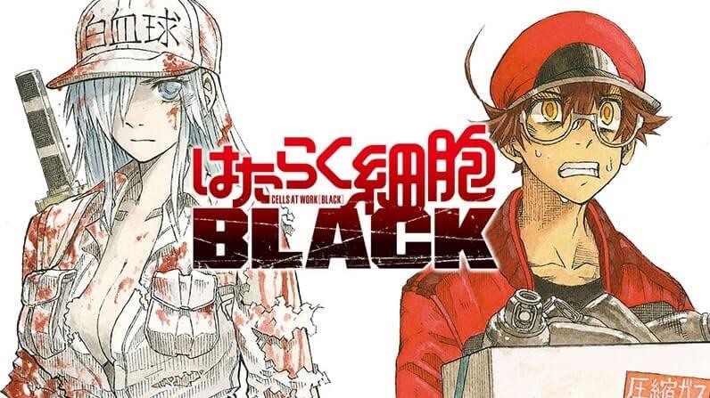 Hataraku Saibou Black Sub Indo Batch