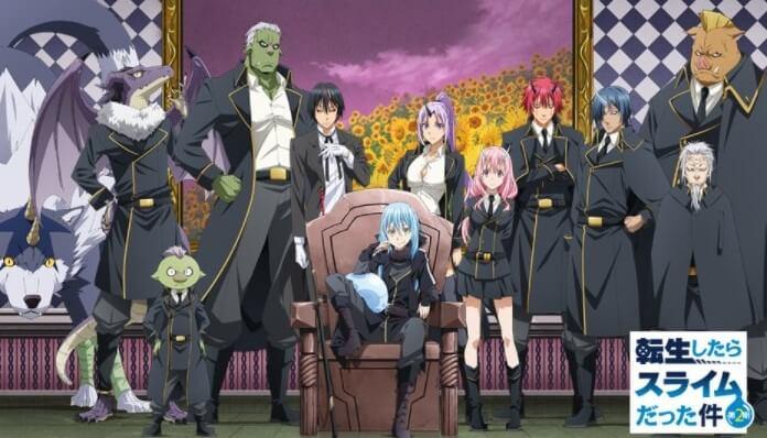 Tensei shitara Slime Datta Ken Season 2 Episode 01 Sub Indo