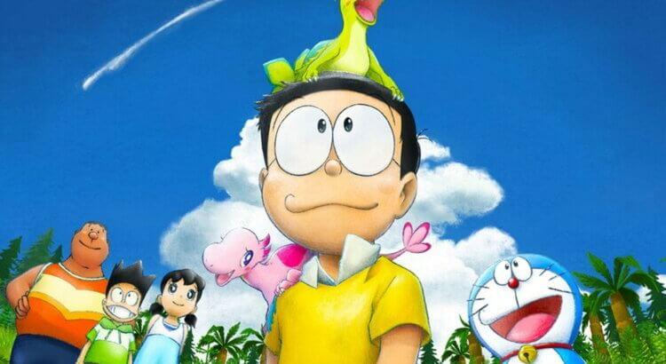 Doraemon Movie 40: Nobita no Shin Kyouryuu BD Sub Indo