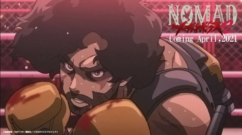 Nomad: Megalo Box 2 Episode 03 Sub Indo