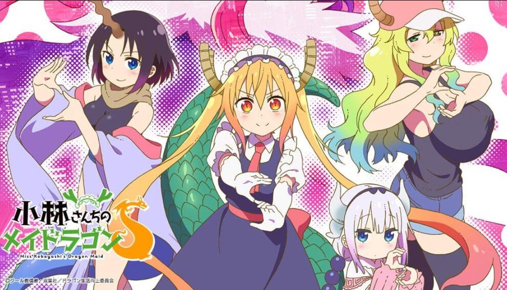 Kobayashi-san Chi no Maid Dragon S Episode 03 Sub Indo