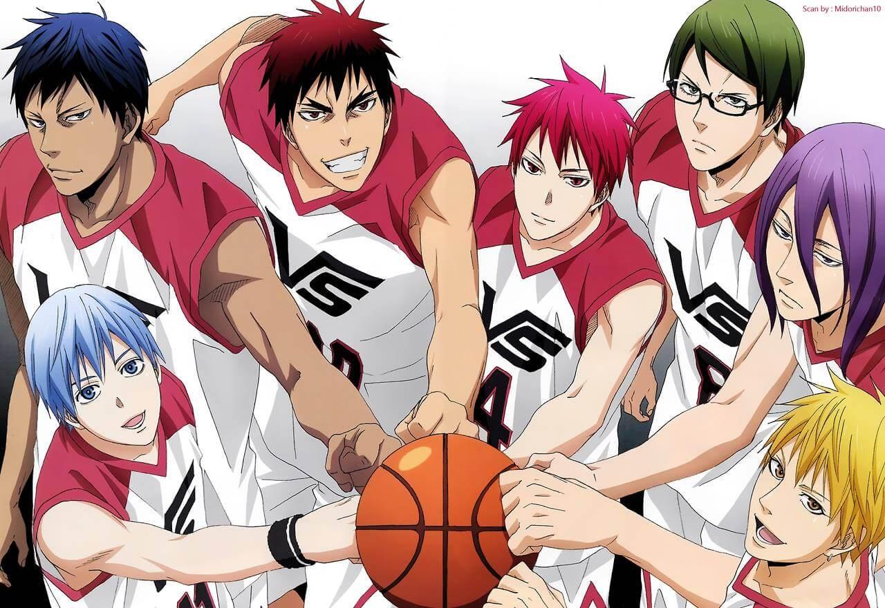 Kuroko no Basket Movie: Last Game BD Sub Indo