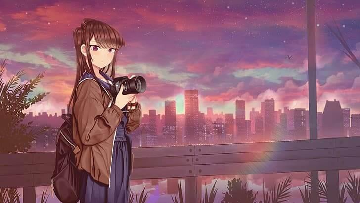 Komi-san wa, Comyushou desu. Episode 03 Sub Indo